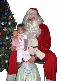 Make a Santa outfit for great Christmas memories.