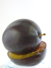 The color plum come from the color of the plum fruit.