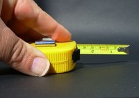 Measuring feet per square foot is simple.