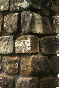 You can repurpose old bricks for home and garden projects.