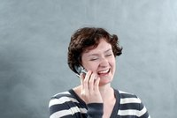 Learn how to end a phone call humorously.