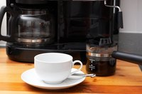 Drip coffee makers take the guesswork out of brewing coffee.