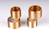 Red brass is characterized by ease of fabrication, high cold work strength and corrosion resistance