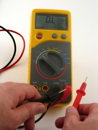 A digital multimeter is the ideal multimeter t use to check fuses.