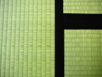 Tatami mats come in several sizes and shapes so they can fit with many different homes.