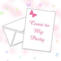 Making and printing your own invitations can be both stylish and cost effective.