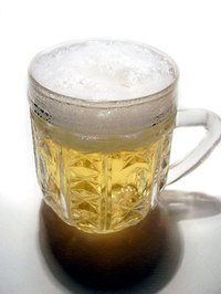 You can make your own homemade, non-alcoholic beer at home by following similar steps as brewing typical beer.