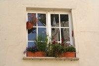 Learn how to change the color of window frames.