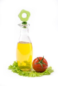 Vegetable oil can be replaced with shortening for some recipes.
