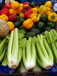 Store fresh fruits and vegetables properly.
