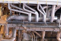 Carbon steel pipework applications include fire protection, industrial and automotive components.