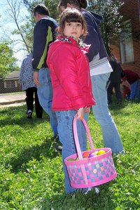 Free Easter egg hunts are often well-attended events.