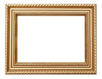 Restore shine to a gold picture frame with a few common household items.