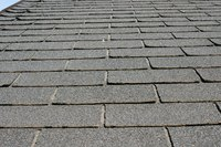 Nine out of 10 U.S. houses have asphalt roof shingles.