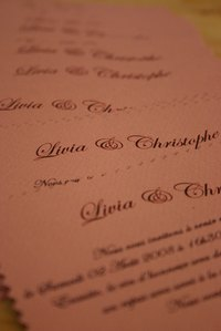 You may want to use a fancy script for your royal invitation.