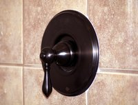 Repairing shower faucet leaks saves water and money.