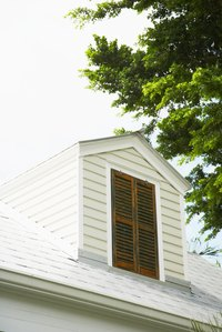 A simple dormer can open attic space for more natural light.