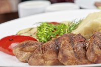 Cooked tongue has a meaty flavor and fine, delicate texture.