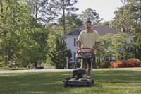 Some lawnmower engine problems can be easily resolved.