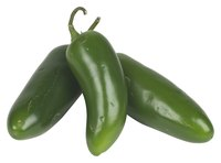 Jalapeno peppers add flavor and heat to dishes.