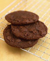 Make deliciously light, crunchy cookies by using self-rising flour instead of all-purpose.
