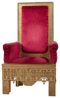 A Kingu0027s Throne Provides A Majestic Place For Your Child To Reign Over His  Imaginary Kingdom