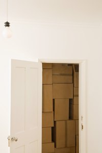 Expanding your closet door height may allow for additional storage space.