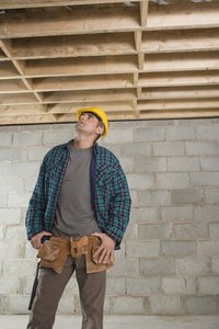Trimmer joists offer support when you must cut existing joists.