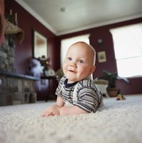 Some carpet fresheners can cause skin irritation.