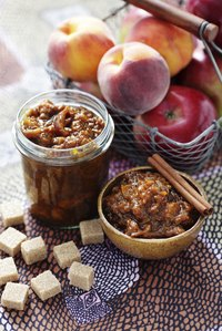 Chutney allows you to enjoy the summer's fruit and vegetable bounty year-round.
