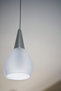 Convert a recessed light into a hanging pendant for a new look.