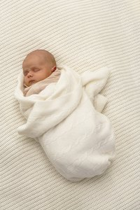 Soft blankets are a necessity with babies.