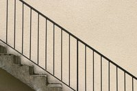 Measuring the rise and run can help you plan your stair space.