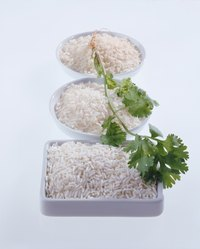 Use long-grain white rice and fresh cilantro for a simple, flavorful dish.