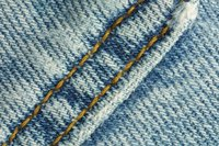 Denim is a thick material many needles cannot penetrate.