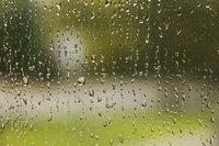 "Windows often ""sweat"" when humidity levels are high in a room."