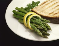 Swordfish steaks are especially tasty when marinated and grilled.