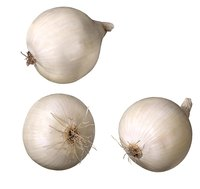 Remove the skin from pearl onions easily.