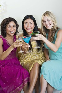 Get conversation started at your party by planning fun activities.