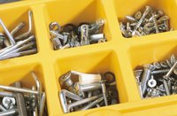 Screws come in all shapes, sizes and styles.