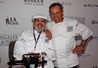 In the 1980s, Chef Paul Prudhomme, left, popularized blackened cooking.