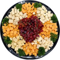 Cheddar cheese comes in a variety of flavors and pairs well with many types of crackers.