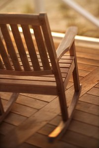 Polyurethane brings out the beauty of raw wood and protects it from the elements.