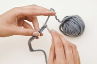 A pivot stitch is a great border stitch for a crochet project.
