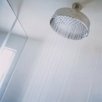 Scratches in Plastic Shower Stalls | eHow