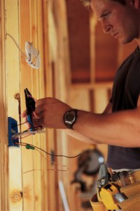 Wiring your own home is fairly simple, but it requires advanced planning.