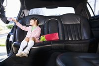 Before kids enter the limo, give them a clear rundown of appropriate limousine behavior.