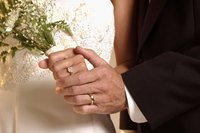 Handfastings have become a touching addition to many wedding ceremonies.