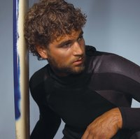 Wetsuits are often made from neoprene.