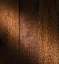 Build An Rustic Door With Tongue And Groove Wood.